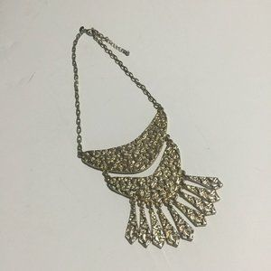 [Express] Hammered Reversible Necklace